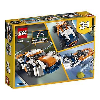 Playset Skapare Sunset Track Racer Lego 31089