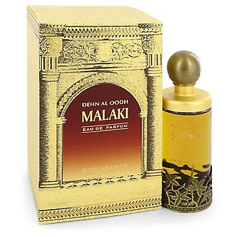 Dehn el oud malaki eau de parfum spray por swiss arabian 100 ml