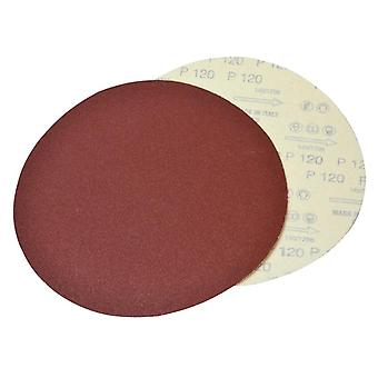 Faithfull Plain Dry Wall Schuren Schijven 225mm Diverse (Pack 10)