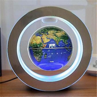 Led Floating Globe Magnetic Levitation Light Round Antigravity Balls For Kids