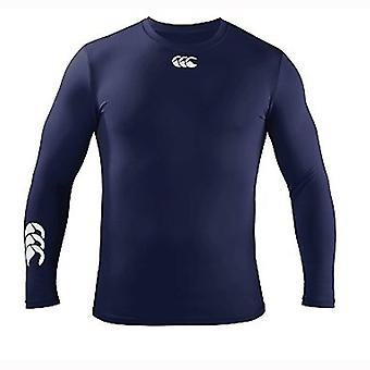 Manches longues froid Baselayer Kids - marine