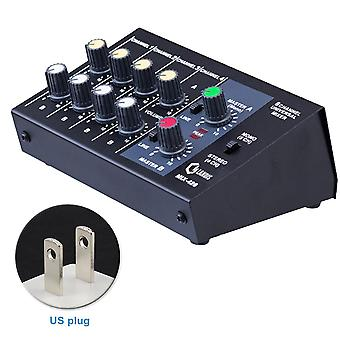 High Quality Mixing Console Channel Panel - Digital Adjusting Stereo