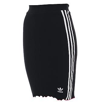 Frauen's adidas Originals Bellista Rock in schwarz