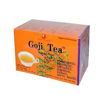 Egészségügyi király Tea Goji, 20 BAG