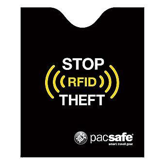 Pacsafe RFIDsleeve 50 RFID Blocking Passport Protector - Black