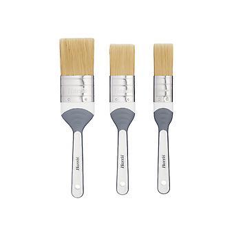 Harris Seriously Good Wood Work Brush Stain/ Varnish x 3 102021060