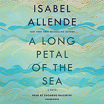 Uma pétala longa do mar