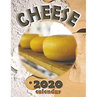 Cheese 2020 Calendar