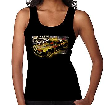 Fast and Furious Old School Women's Vest