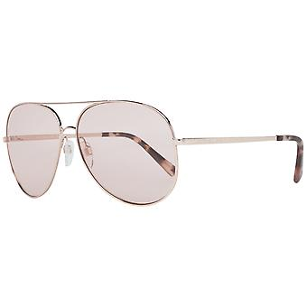 Michael Kors Rose Gold Women Sunglasses