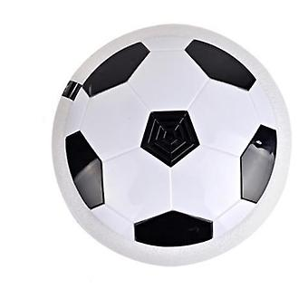 Hovering Football Mini Toy, Ball Air Cushion Suspended Flashing- Sports Fun