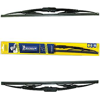 "MICHELIN RAINFORCE Traditionelle Front Wiper Blades Set 330mm/13"" + 330mm/13"""