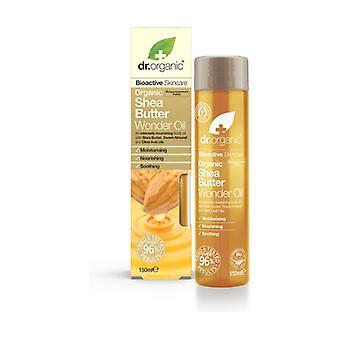 Org Shea Butter Oil Wonderful 150 ml