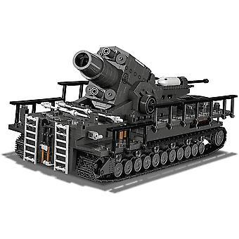 World War II 60cm Karl-Great 040 Adam (1500 pieces)
