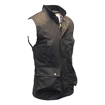 Walker and Hawkes - Mens Wax Bodywarmer