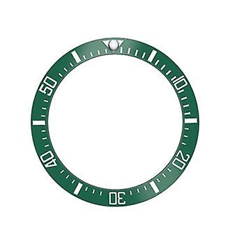 Keramický rámeček hodinkový kroužek, odolný proti poškrábání, vložte kroužek, příslušenství pouzdra