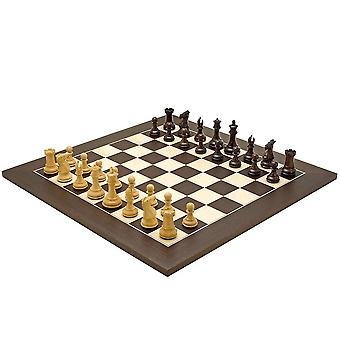 Windsor Wenge und Rosenholz-Schachspiel
