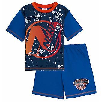 Nerf Boys Short Pyjama Set