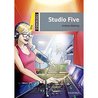 Dominoes One Studio Five Audio Pack by Manning & Anthony