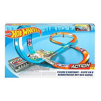 Hot Wheels Action Figur 8 Raceway Track