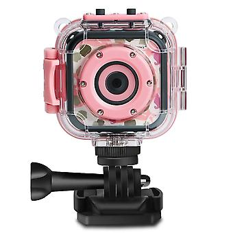 Drograce kids camera 1080p hd digital camera underwater waterproof sports action cam camcorder for g