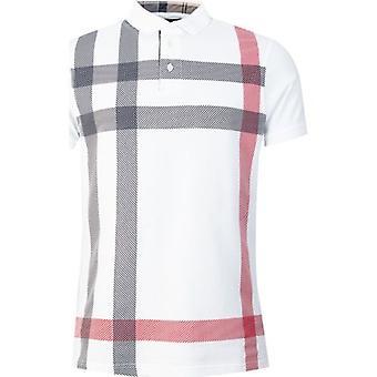 Barbour Blaine Tartan Polo Shirt