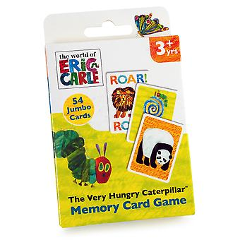 University Games Very Hungry Caterpillar Card Game