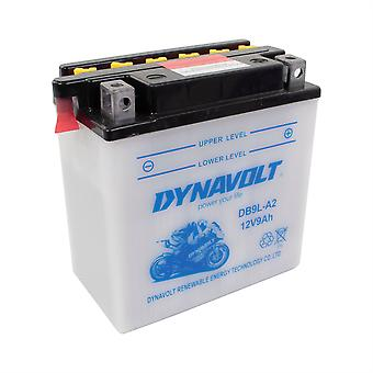 Dynavolt CB9LA2 High Performance Battery With Acid Pack