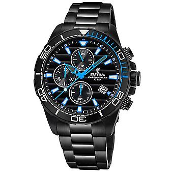 Mens Watch Festina F20365/2, Quartz, 44mm, 10ATM