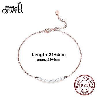 Stříbrné nákotníky, Beads On Foot, Šperky z řetízku na nohy
