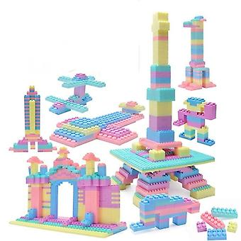 Variety Building Blocks - Classic City Creator Colorful Bricks Sets Toy