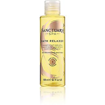 3 x Sanctuary Spa Bath Relaxer Oil 150ml