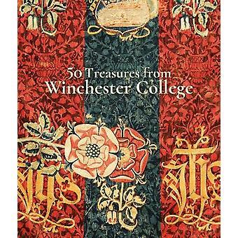 50 trésors de Winchester College