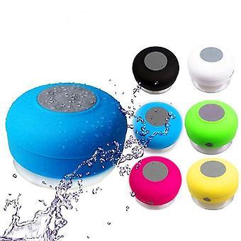 Wireless Bluetooth Speaker Waterproof Shower Portable Speaker