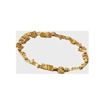 Kalevala Bracelet Women's Tenochtitlan 14K Gold 1551060200 Length mm 200