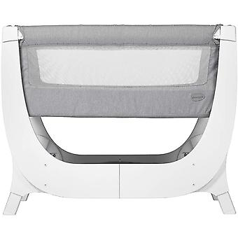 Shnuggle Air Bedside Crib, 95cm x 56cm x 83cm