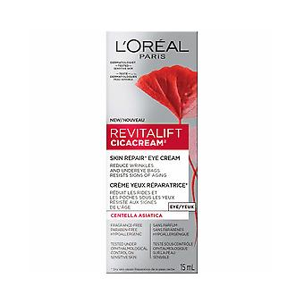 L'Oreal Revitalift Cicacream Silmävoide Anti-Aging, Centella Asiatica & Pro-Retinol