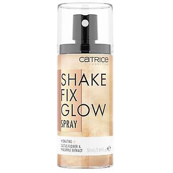 Catrice Cosmetics Shake Fix Glow Fixing Spray 50 ml