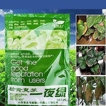 Vihreä hivenaine Vesiliukoinen lannoite