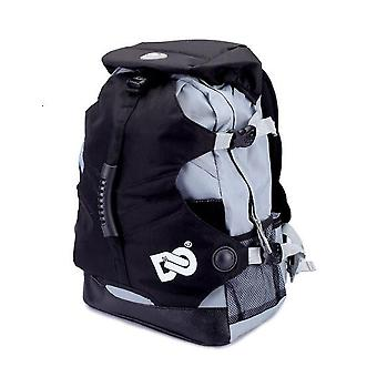 Outdoor Inline Skates Backpack Roller, Shoes Carry Rucksack, Skating Boots