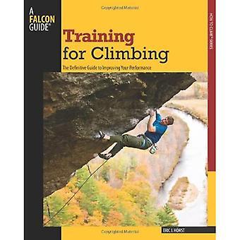 Allenamento per l'arrampicata (Guide falcone come arrampicarsi)