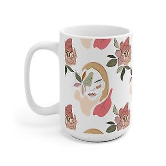 """""""stoic Woman"""" Ceramic Mug"""