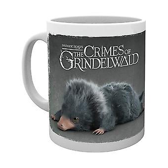 The Crimes of Grindelwald Niffler Einstein Mug