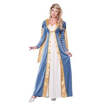 Womens Elegant Princess Empress Fancy Dress Costume