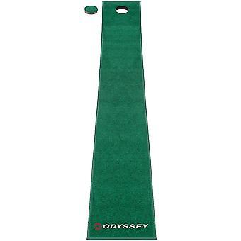 Odyssey 8' x 1' Golf Putting Mat - Vert