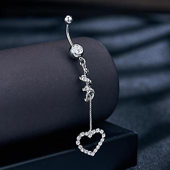 Dangling Navel Belly Button Rings