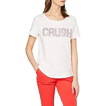 Garcia N00207 T-Shirt, White (off White 53), Large Woman