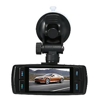 2.7& 1080P fhd autó dvr menetrögzítő műszerfal videokamera g-érzékelő jármű kamera