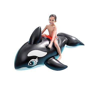Children's Inflatable Shark Swimming Lounge Chair