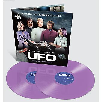 Barry Gray - UFO Original Television Soundtrack Limited Edition Purple Vinyl